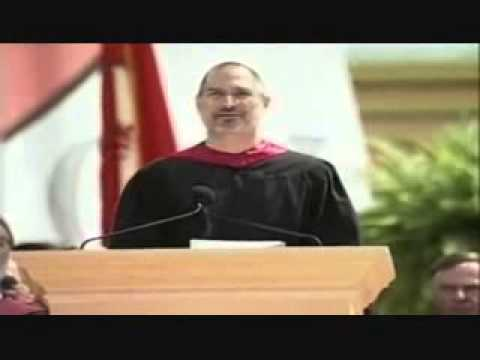 APPLE Founder Steve Jobs Inspirational Speech