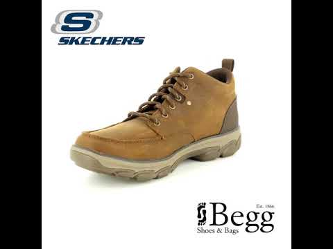 Skechers Resment 65585 CDB Brown boots