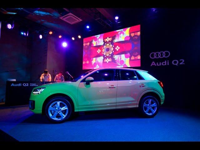 《Audi Q2 Polygon Experience》