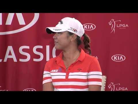Lydia Ko Pre Tournament Interview from the 2015 Kia Classic