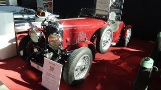 1934 - Lagonda 3L Open Tourer Special - Retro Classics Stuttgart 2016