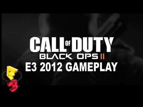 Call of Duty: Black Ops 2 - Gameplay E3 2012