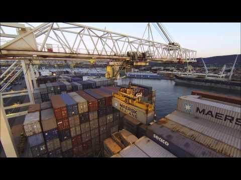 Luka Koper  Port of Koper - commercial spot