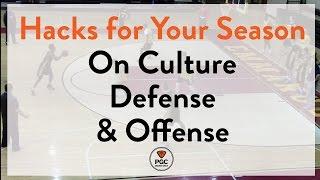 Culture, Defense & Offense Hacks   Week 9   Coaches Circle   Powered by TeamSnap