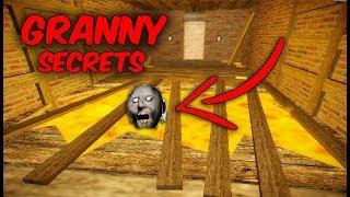 TOP 10 Secret Places Of Granny 2 | GRANNY HORROR GAME