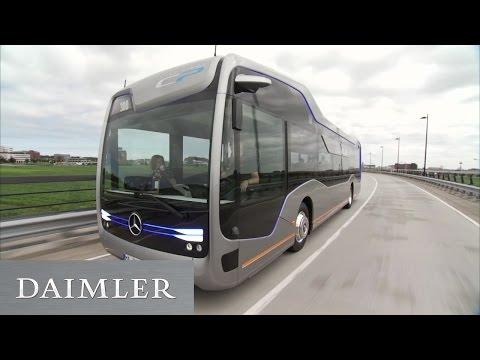 Uwe Grimm & der Mercedes-Benz Future Bus