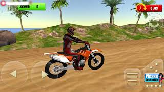 Extreme Bike Trial 2016 / Motor Bike Games / Android Gameplay Video #3