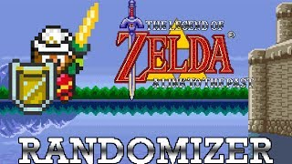 TOUGH SEED // The Legend of Zelda: A Link to the Past \\ RANDOMIZER [LIVE]