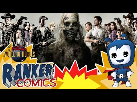 Top 5 Biggest Differences in The Walking Dead TV Show vs. Comics - Ran...