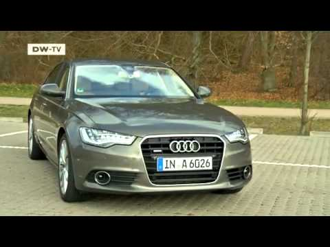 compare it! Audi A6 - BMW 5 - Mercedes E-Class | drive it!