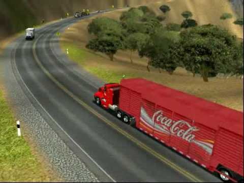 18 wheels of steel haulin MOD TRAILERS MEXICANOS