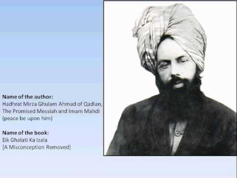 The Prophethood of Hadhrat Mirza Ghulam Ahmad Qadiani (as)