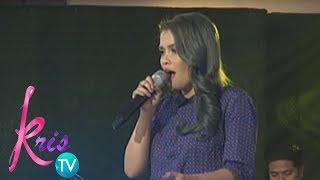 KZ Tandingan sings It