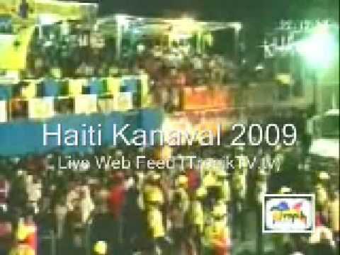 Haiti Kanaval 2009 Live - TropikTV