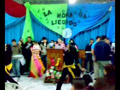 DANZA M.A.P. REY JESUS