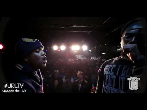 Conceited vs Tsu Surf (Rap Battle)