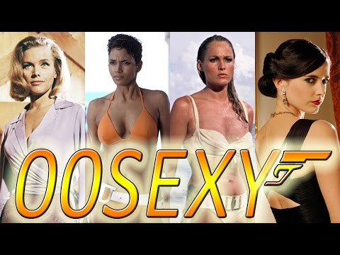 007 Sexiest Bond Girls: Halle Berry, Eva Green & More!