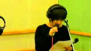 110328 Kiss The Radio Yesung - Waiting For You Live
