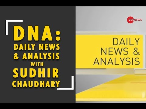 Watch Daily News and Analysis with Sudhir Chaudhary, December 6th, 2018