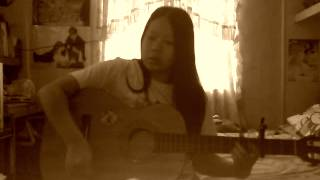 me singing Wide Awake by Katy Perry Acoustic Guitar Cover