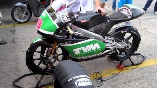 Warming Up 125cc RW Racing GP