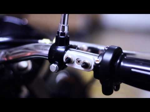 Salty Speed Co. Honda CB250 run down
