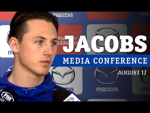 August 17, 2015 - Ben Jacobs media conference