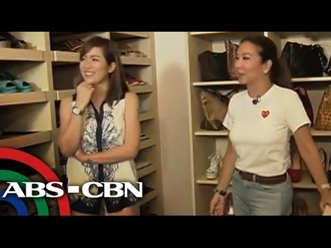 Angeline Quinto shows off new house