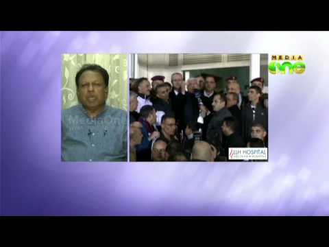 John Kerry will visit Israel and Palestine for settlement-News One Middle East 01-01-14