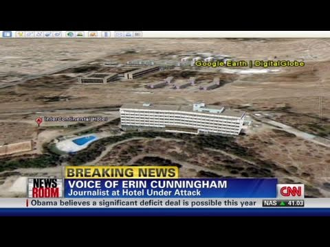 CNN: Suicide bombers attack Kabul hotel