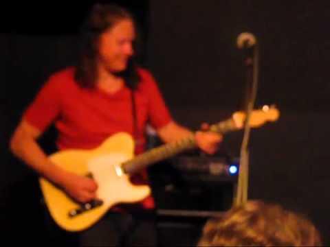 Volker Strifler - Robben Ford - Ford Blues Band - Peter's Players Gravenhurst (Muskoka)