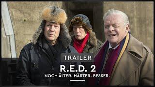 """R.E.D.2 - Clip """"Romantik pur"""" deutsch/german (Kinostart: 12.9.2013)"""