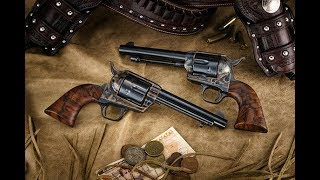 Cimarron 1873 Single Action Revolvers Review