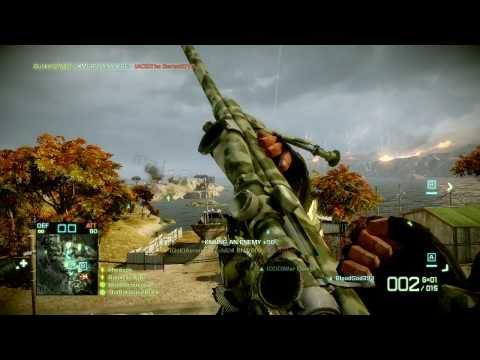 Battlefield Bad Company 2 Montage / Minitage - Recon / Sniper (720p HD)