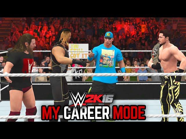 Руководство запуска: WWE 2K16 по сети