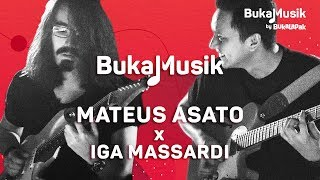Download Lagu Mateus Asato x Iga Massardi   BukaMusik Gratis STAFABAND