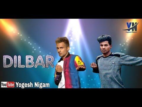 Dilbar  Piyush bhagat Performance  Dance Plus 4  Dance By Yogesh Nigam