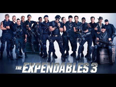 The Expendables 3 Bloopers: Harrison Ford To Sylvester Stallone shut The Fuck Up video