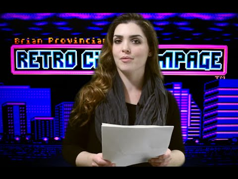 Retro City Rampage- Hollywood Actresses Reading Reviews