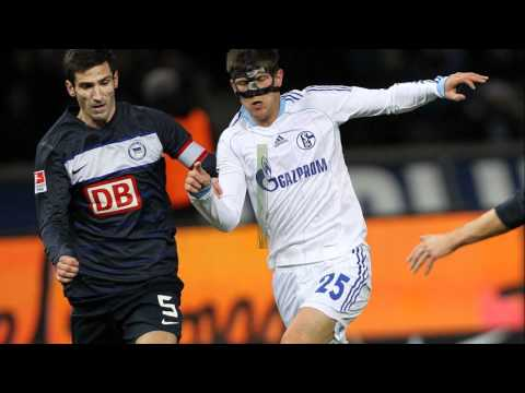 Hertha BSC Berlin - FC Schalke 04  1:2 BL 16. Spieltag - 09.12.11