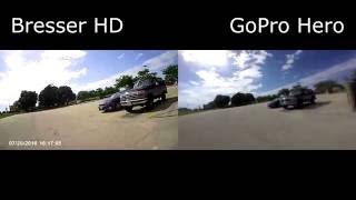 The Bresser HD Action Cam From Aldi: As Good As GoPro For $40? Side By Side Comparison and Unboxing