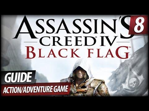 Assassin's Creed 4 Black Flag - Abaco Island Treasure Map Serpent Figurehead