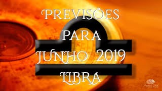 LIBRA Tarot Junho 2019 Resgate da Alegria ✨