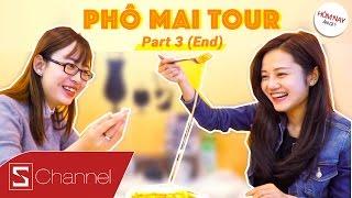 """HÔM NAY ĂN GÌ - PHÔ MAI TOUR (Phần Cuối) - """"Chết thèm"""" với Topokki Phô Mai, Ngô Nướng Phô Mai"""