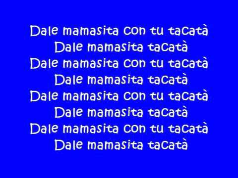 Tacabro - Tacata [lyrics] video