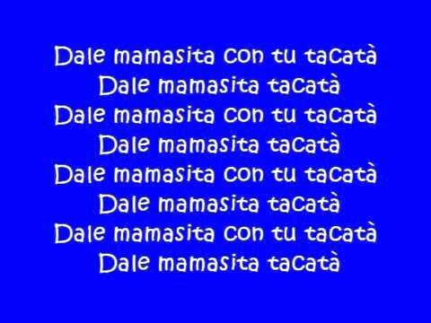 Tacabro - Tacata [lyrics] video