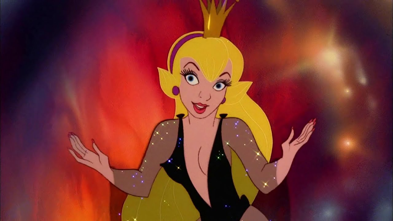 Dragon 39 s lair final scene 1080p youtube for Dragon s lair