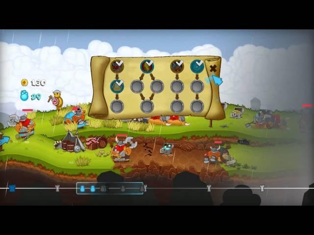 Руководство запуска: Swords And Soldiers HD по сети