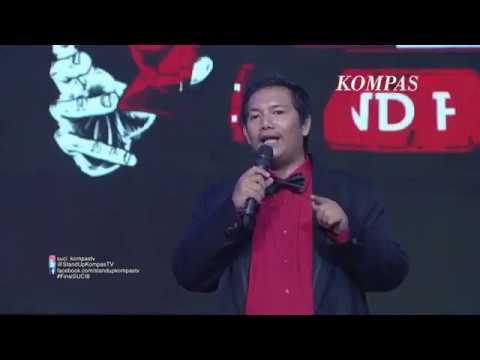 Popon Stand Up Sendiri, Ketawa Sendiri - SUCI 8