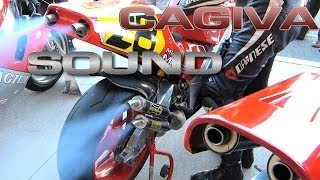 Cagiva Moto GP SOUND [HD]